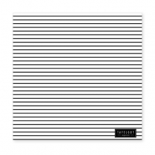 "NAPKIN ""STRIPES"""