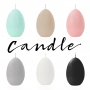 "CANDLE ""Easteregg"" 6cm"