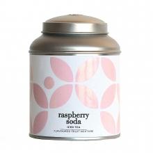 RASPBERRY SODA ICED TEA