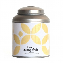 FRESH SUNNY FRUIT ICED TEA