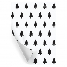 "WRAPPING PAPER ""TREE"""