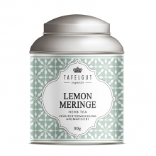 LEMON MERINGE TEA