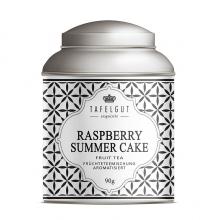 RASPBERRY SUMMER CAKE TEA