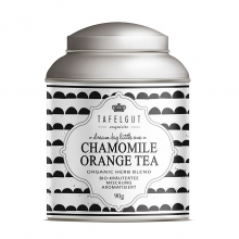 BIO CHAMOMILE ORANGE TEA - DE-ÖKO-001