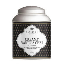 CREAMY VANILLA CHAI TEA
