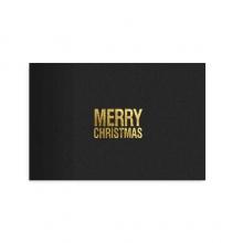 """POSTCARD """"MERRY CHRISTMAS"""""""