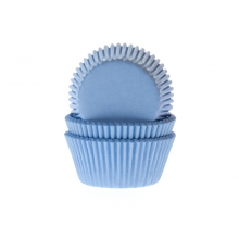 "BAKING CUP ""LIGHT BLUE"""