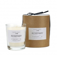 """CANDLE"""" ROSEMARY SPRING"""""""