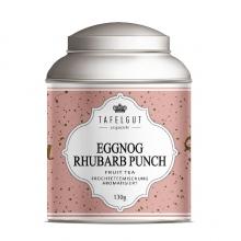 EGGNOGG RHUBARB PUNCH TEA
