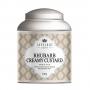 RHUBARB CREAMY CUSTARD TEA