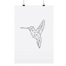 "POSTERE ""HUMMINGBIRD"""