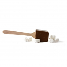 DARK HOT CHOCOLATE ON A STICK