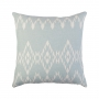 "CUSHION COVER ""DUSTY BLUE"""