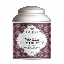 VANILLA PLUM CRUMBLE TEA