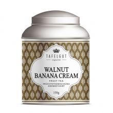 WALNUT BANANA CREAM TEA