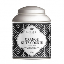 ORANGE NUTS COOKIE TEA