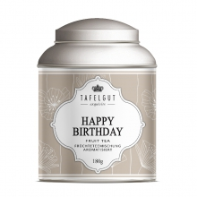 HAPPY BIRTHDAY TEA II