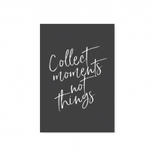 "POSTCARD ""COLLECT MOMENTS"""