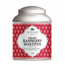 CREAMY RASPBERRY MARZIPAN TEA