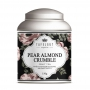 PEAR ALMOND CRUMBLE TEA