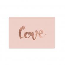"POSTKARTE ""LOVE II"""
