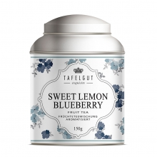 SWEET LEMON BLUEBERRY TEA