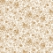 """WRAPPING PAPER """"AUTUMN BLOSSOM GOLD"""""""