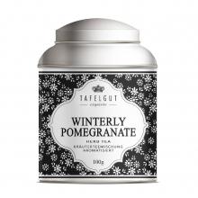 WINTERLY POMEGRANATE TEA